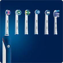 Oral-B Smart Series 4000 3D White Electric Toothbrush