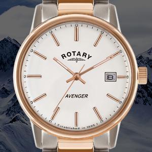 Rotary timeless design