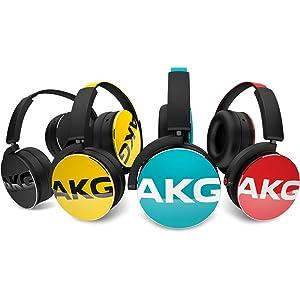 AKG Headphones. All colours