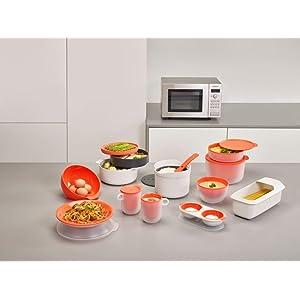 Joseph joseph m cuisine microwave rice and grain cooker - Joseph joseph cuisine ...