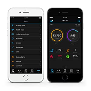 Garmin;Connect;Mobile;App;fitness;track