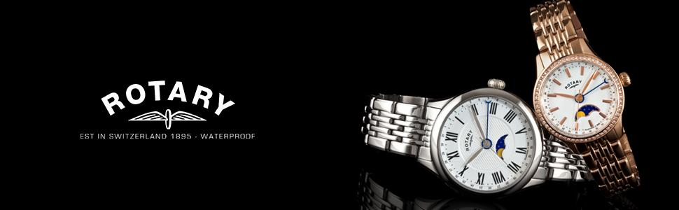 Rotary Watches, Timepieces