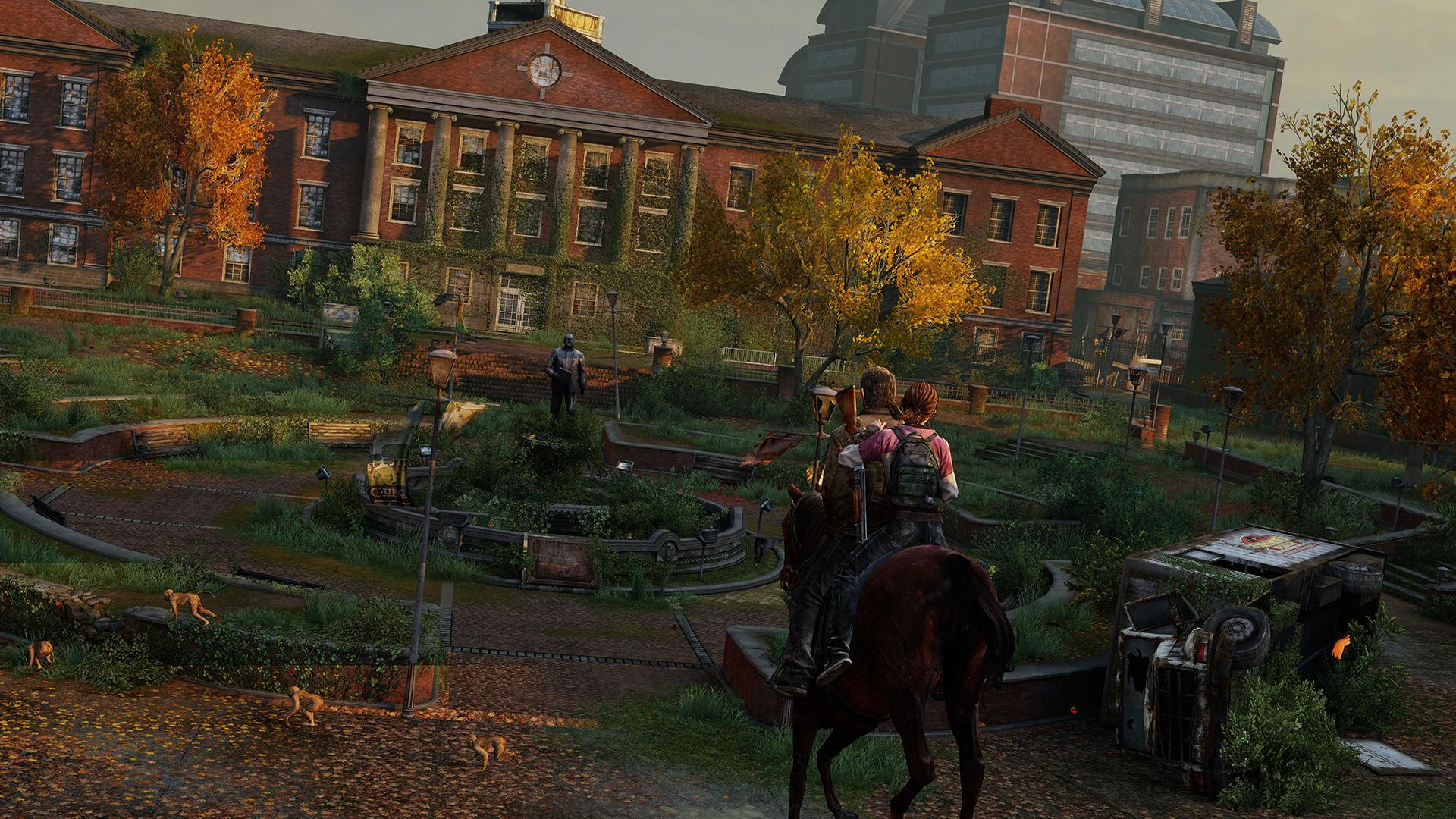 The Last Of Us Remastered PS Amazoncouk PC Video Games - Last of us all maps free