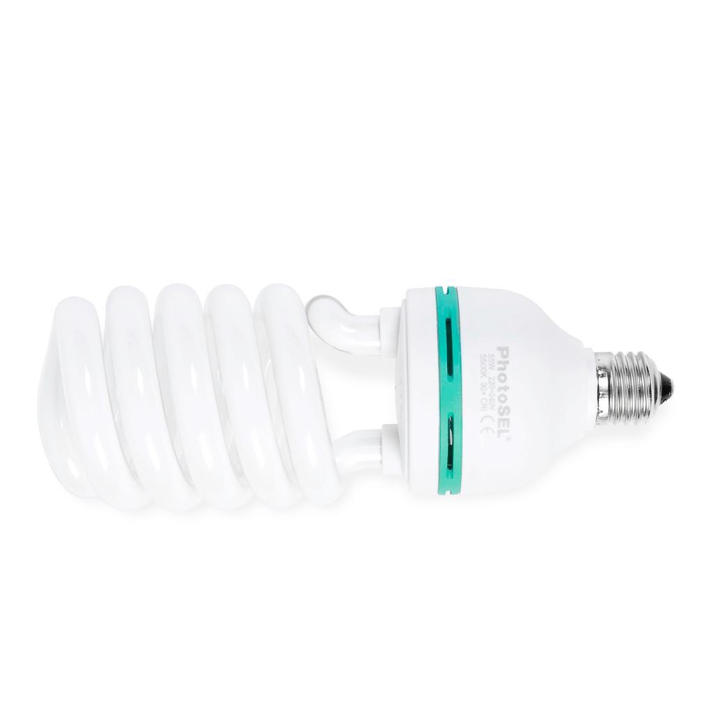 Fluorescent Light Line Spectrum: PhotoSEL BBEH4 Studio Full Spectrum Fluorescent Light