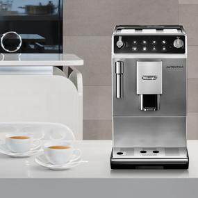de 39 longhi autentica automatic bean to cup coffee machine kitchen home. Black Bedroom Furniture Sets. Home Design Ideas
