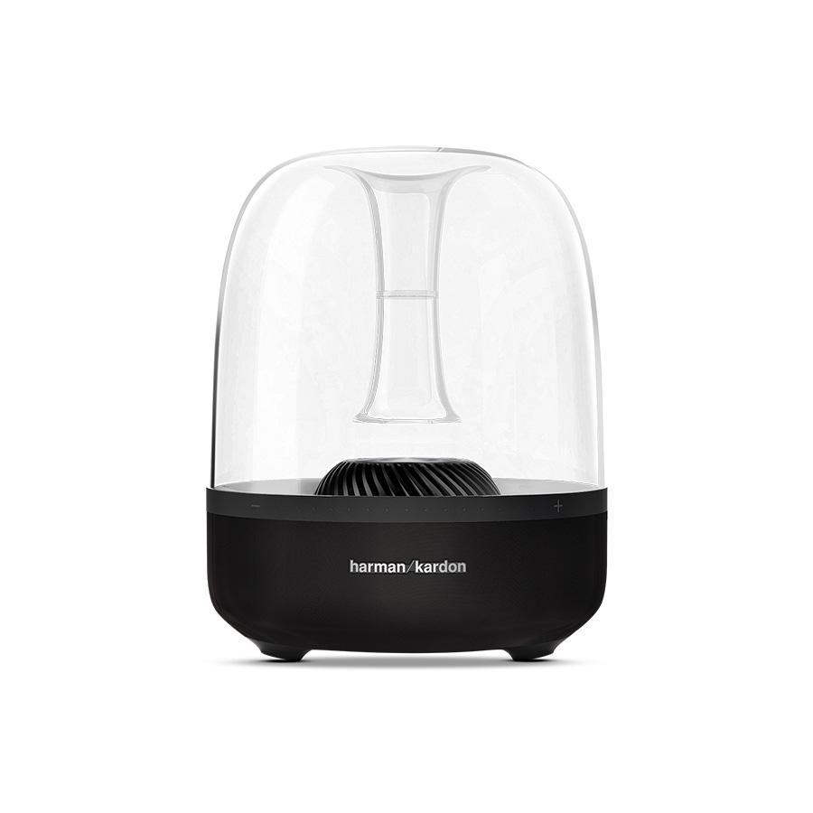 harman kardon aura wireless home speaker system with 360. Black Bedroom Furniture Sets. Home Design Ideas