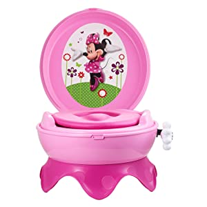 Disney Baby Minnie Mouse 3 In 1 Potty System Pink The