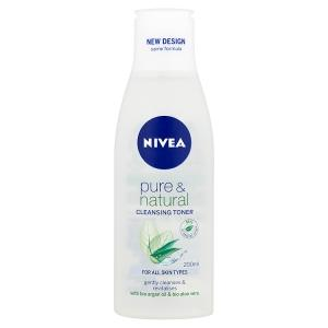 Nivea facial cleanser