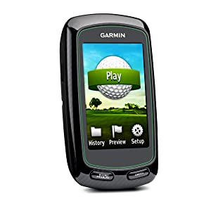 golf;handheld;colour;touchscreen;