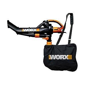 Worx Wg505e 3000w Trivac Garden Blower Mulcher Amp Vacuum