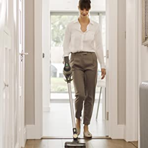 Vax Tbttv1t1 Cordless Slimvac 22 2 V Total Home Vacuum