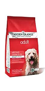 Arden Grange; Chicken & Rice; Adult; Dog Food