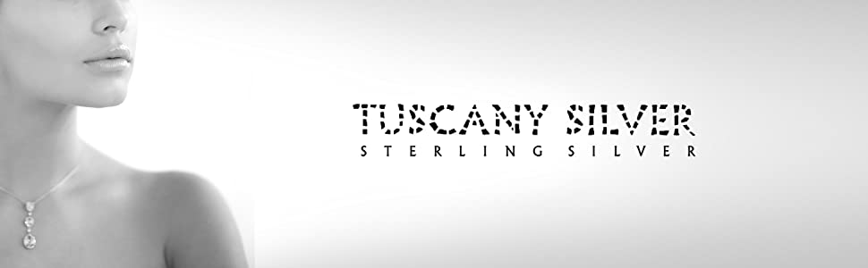 Tuscany Silver;Silver;925;Silver jewellery;Classic;Timeless;Beautiful;Elegant;Quality;Italy;