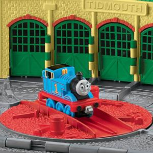 Thomas and Friends Take-n-Play Tidmouth Sheds Playset