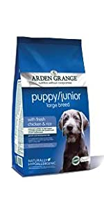 Arden Grange; Puppy; Junior; Chicken & Rice; Large Breed