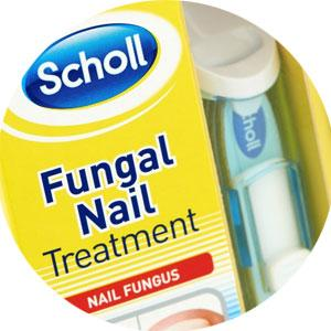 scholl fungal nail treatment how to use