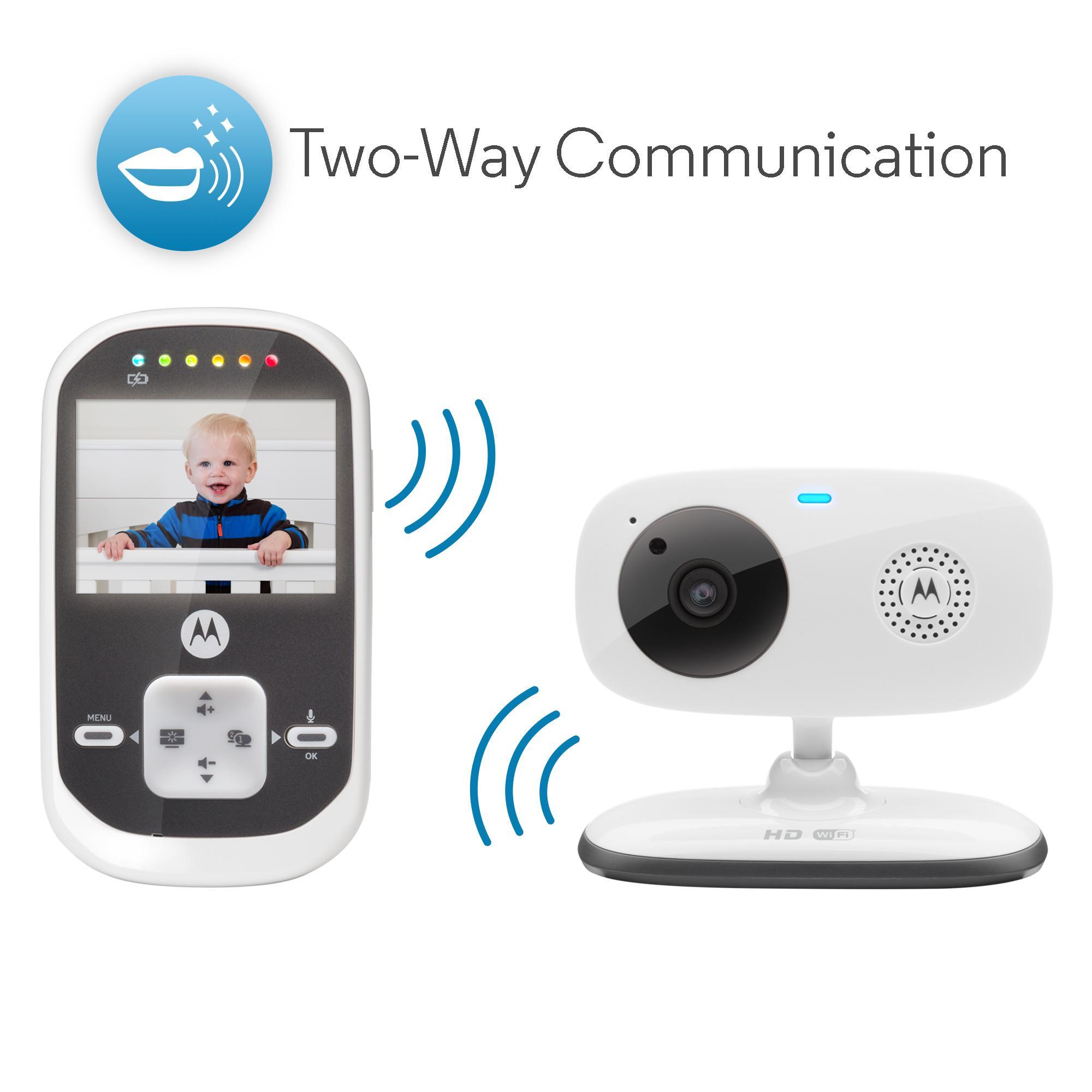 Motorola Mbp662 Connect Baby Monitor Amazon Co Uk Baby