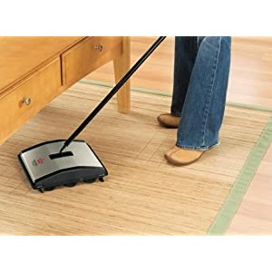 Bissell Natural Sweep Carpet Sweeper Black Grey Amazon