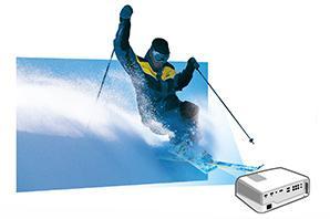 BenQ W1080ST+ DLP 1080p Projector Cinematic 3D Experience