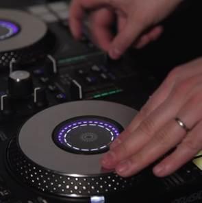 Scratch, DJ Scratch, Jogvision, Hand to DJ