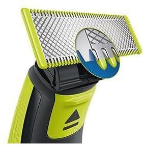 philips oneblade hybrid trimmer shaver with 3 x lengths. Black Bedroom Furniture Sets. Home Design Ideas