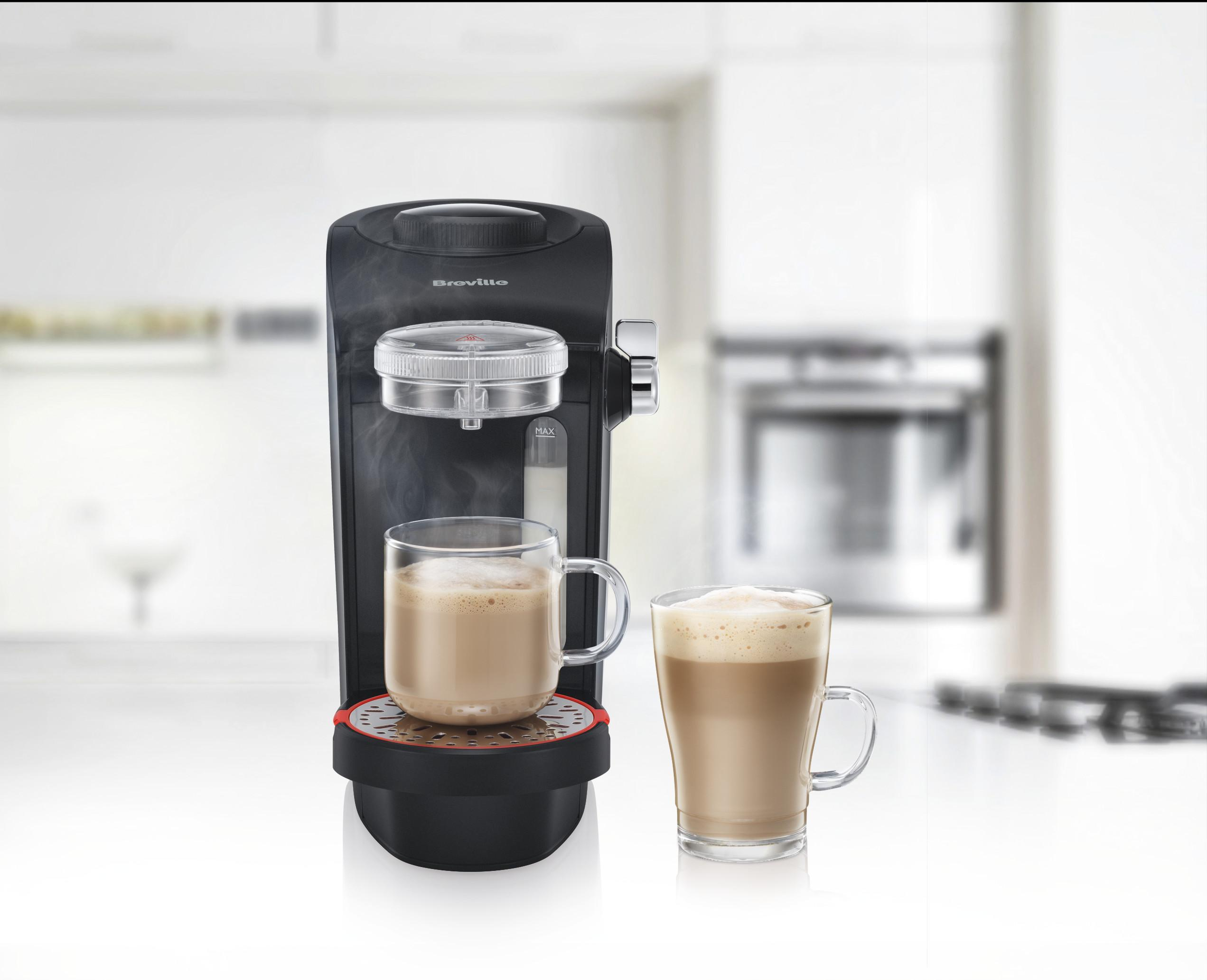 breville coffee machine cleaning guide