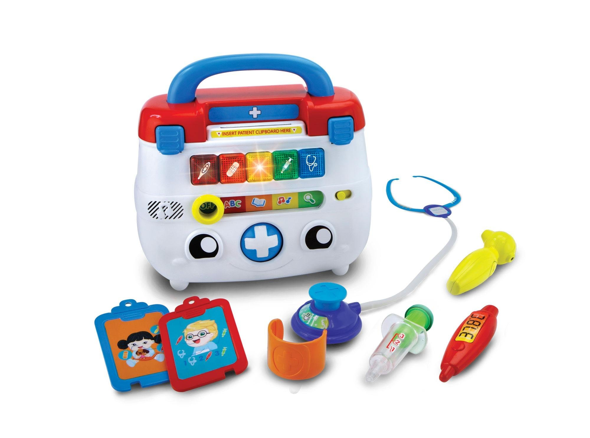 Vtech 178303 Pretend And Learn Doctors Kit Multi