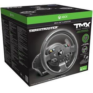 thrustmaster tmx force feedback racing wheel xbox one. Black Bedroom Furniture Sets. Home Design Ideas