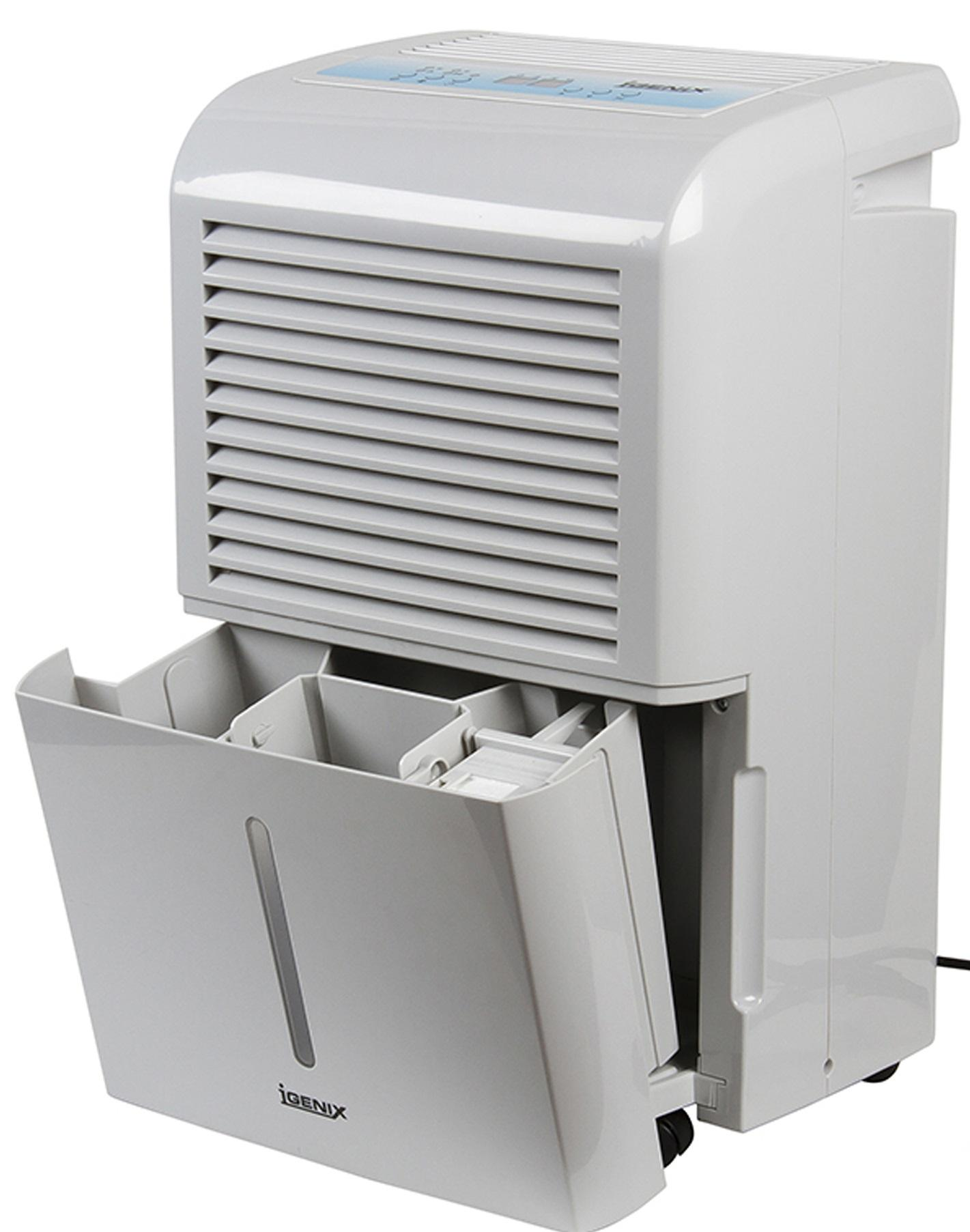 Dehumidifier 740 W 50 L White: Amazon.co.uk: Kitchen & Home #4D697E