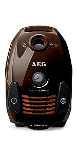 AEG, Vacuum, Bagged Cylinder, PowerForce All Floor, APF6130