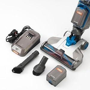 Vax U86 AL B Air Cordless Duo Vacuum