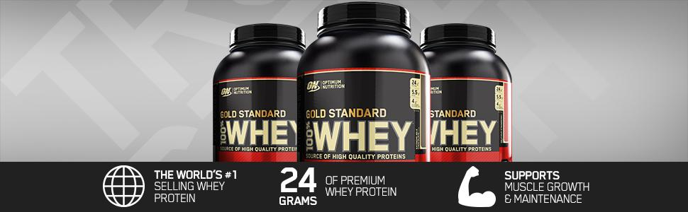 Optimum Nutrition 100 Whey Gold Standard 450 G 1 Lb Musclepetrol Com