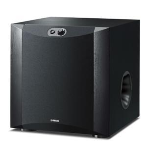 yamaha a s301 integrated amplifier black tv. Black Bedroom Furniture Sets. Home Design Ideas