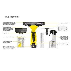 karcher wv5 premium instructions