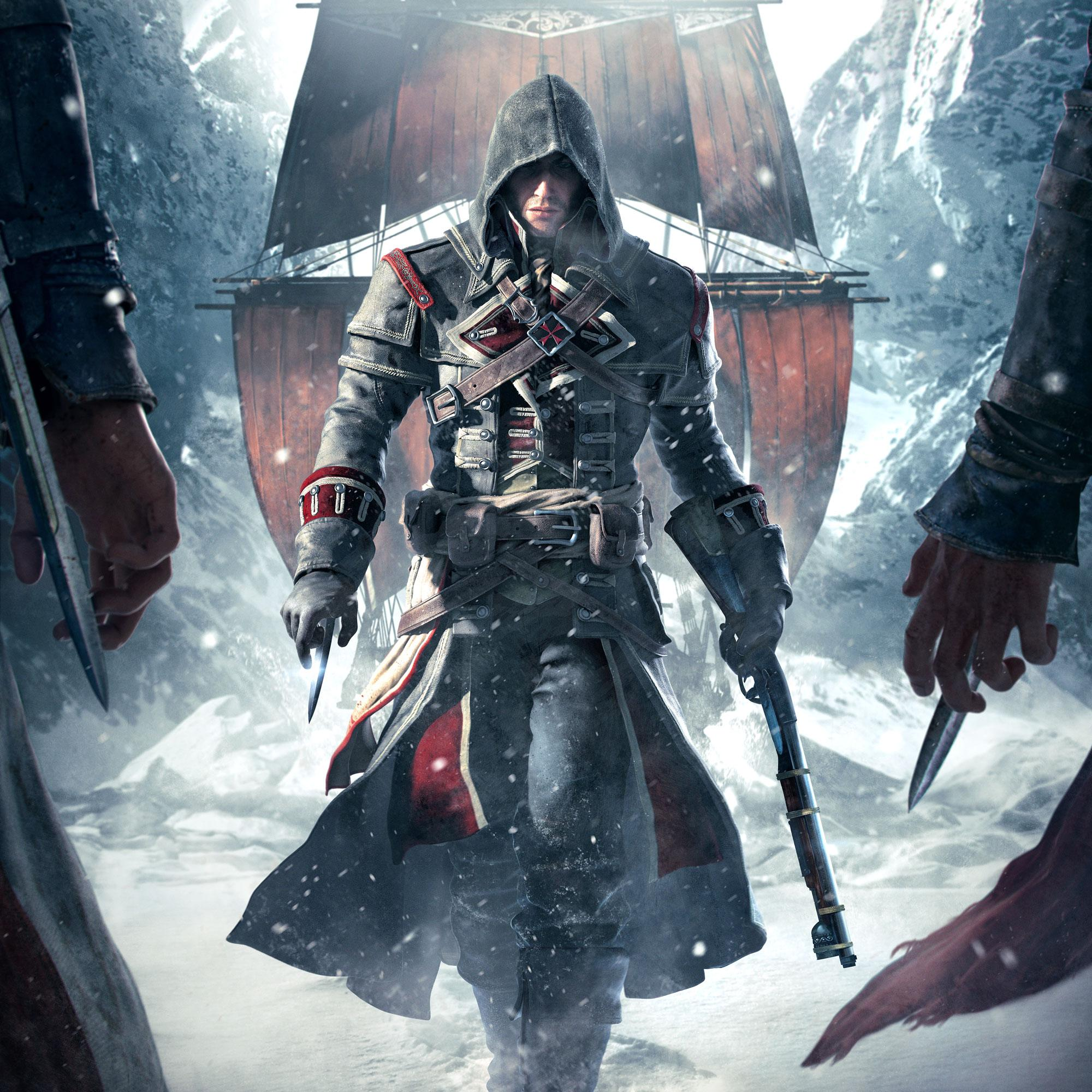 assassins creed rogue pc amazoncouk pc amp video games