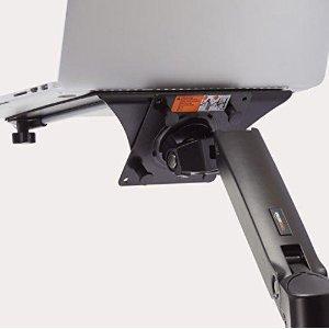 Amazonbasics Notebook Arm Mount Tray Amazon Co Uk