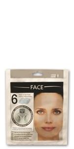 Genuine Slendertone replacement Face pads for Facial Toner