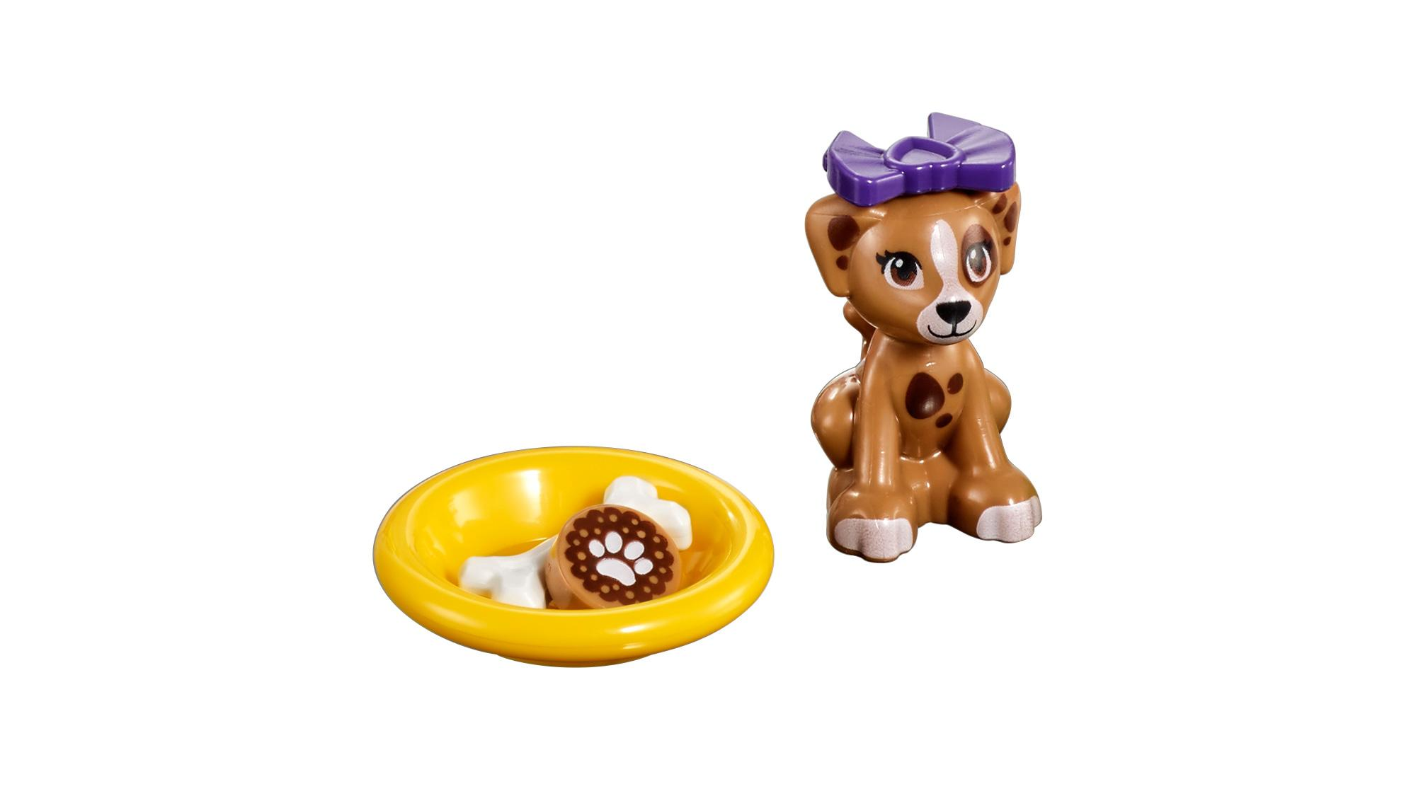 lego friends puppy pampering instructions