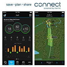 Garmin;connect;mobile;app;computer;smart;stat;score;transfer