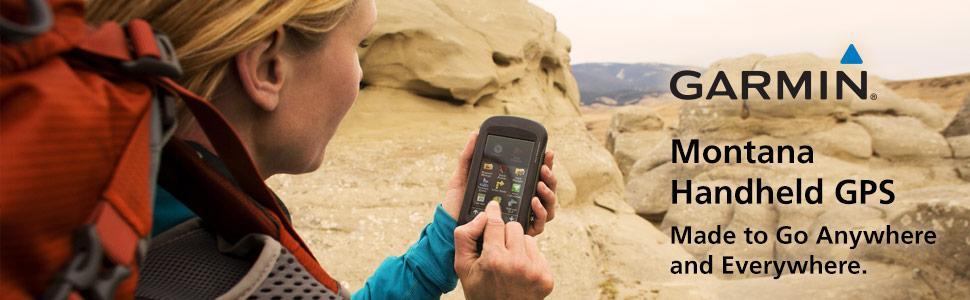 Garmin;GPS;handheld;Montana;610;680