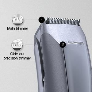 Braun Cruzer 6 Beard&head trimmer