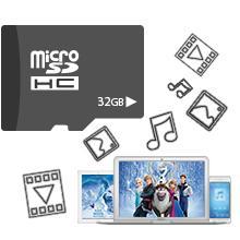 micro SD card, storage