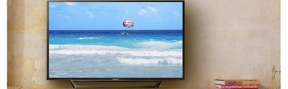 sony kdl32w705b 32 inch smart wifi built in full hd 1080p led tv freeview hd
