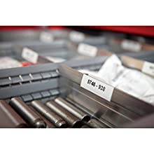 DYMO Rhino Industrial Labels - Permanent Polyester Labels