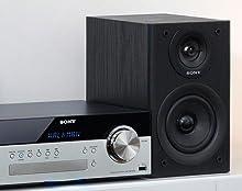 streaming, compact stereo system, mini hifi, mini system