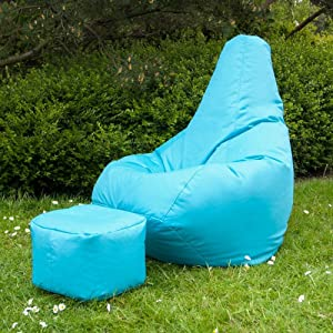 100 Waterproof The Hi Bagz Bean Bag Chair