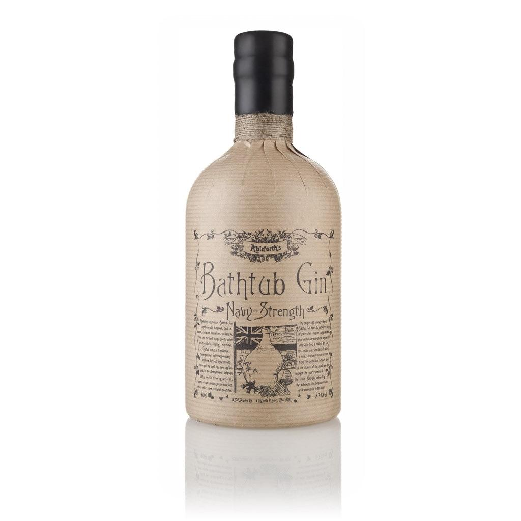 Bathtub Gin Navy Strength 57%   House of Malt