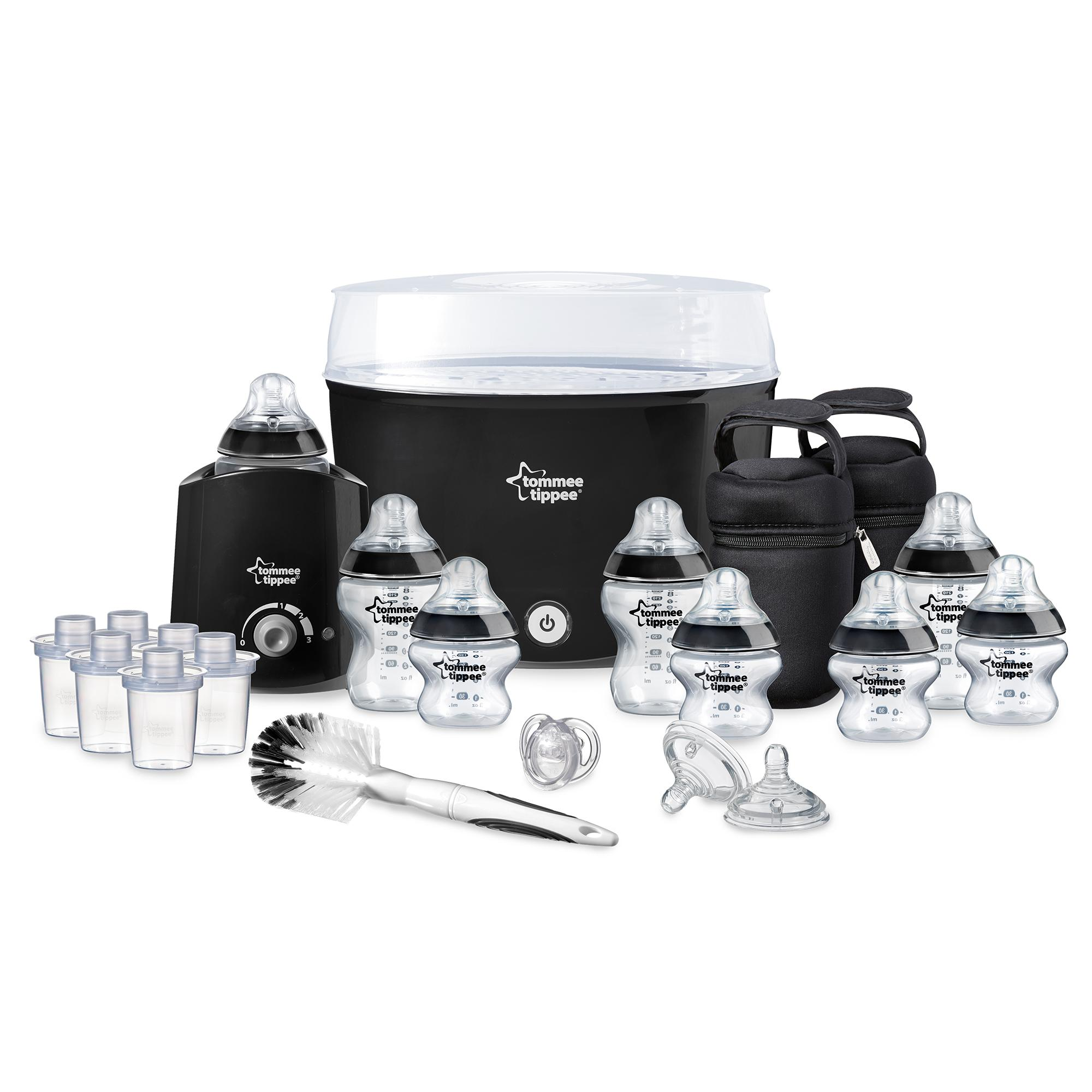 Tommee Tippee Closer To Nature Essentials Set Black