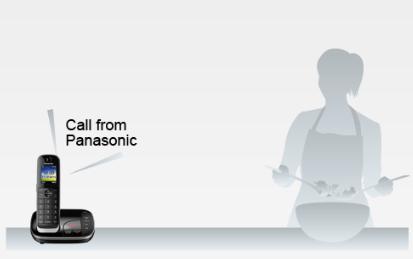 Panasonic Handset Not Ringing