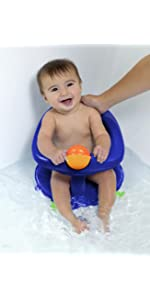 Safety 1st Swivel Bath Seat - Primary: Safety 1st: Amazon.co.uk: Baby